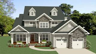 image of Hillsborough-D House Plan